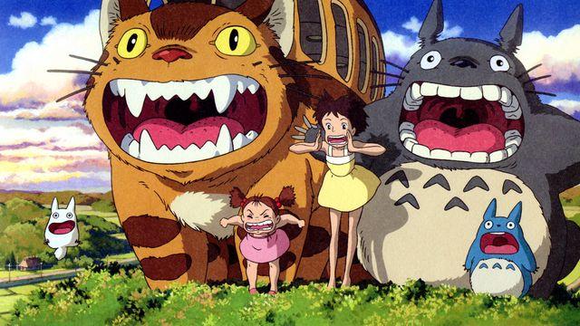 El universo fantástico de Studio Ghibli