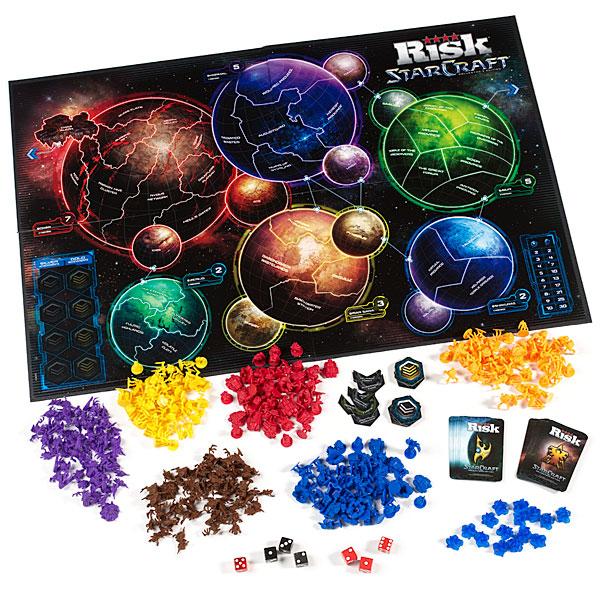 Risk Starcraft.