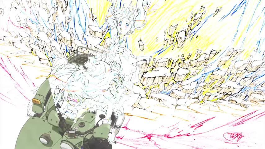 Sakuga: Reyes de la animación Japonesa