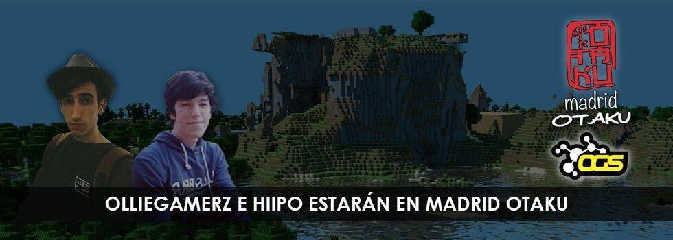 Minecraft con OllieGamerz e Hiipo